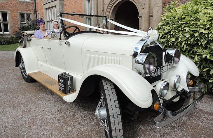 1924 Vintage Convertible